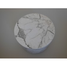 Marble Round Pedestal Table