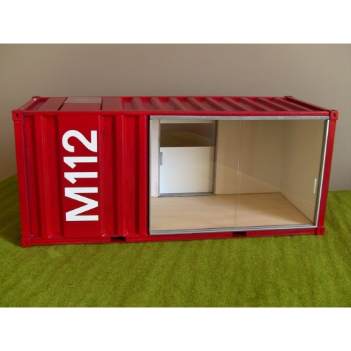 Linda 39 S Minis Mini Shipping Containers For Modern Houses