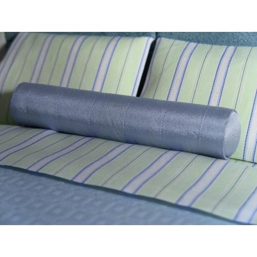 Modern Bolster Pillows : Modern Dollhouse Furniture M112 PODS Light Blue Long Bolster Pillow by Paris Renfroe Design
