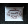 Adore Medium Rectangle Pillow