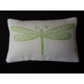 Dragonfly Medium Rectangle Pillow