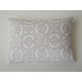 Eggplant Kravit Medium Rectangle Pillow