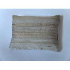 Cafe Stripe Medium Rectangle Pillow