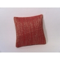 Mandarin Metallic Medium Square Pillow