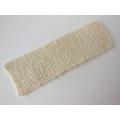Knitted Throw - Cream