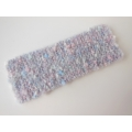 Knitted Throw - Multi Pastel