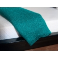 Linen Teal Throw