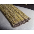Oxford Lemon Yellow Throw