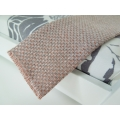 Salmon Weave Throw