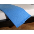 Sky Blue Throw