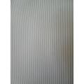Cream Striped Duvet