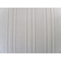 Wide White Band Stripe Duvet