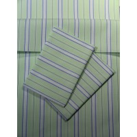 Fern Stripe Sheet Set