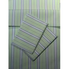 Fern Stripe Sheet Set