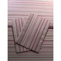 Pink Stripe Sheet Set