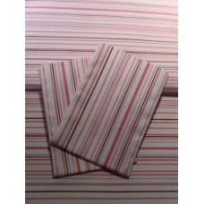 Pink Stripe Sheet Set