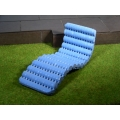 Ribb Chaise in Blue