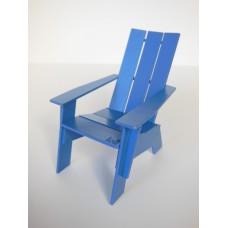 Loll 3 Slat Adirondack in Blue