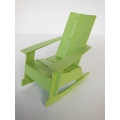 Loll 3 Slat Rocker in Green