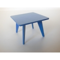 Loll Side Table in Blue