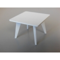 Loll Side Table in White