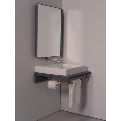 Single Vanity Bath Unit