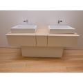 Dual Vanity Cabinet Only