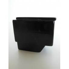 Suki Toilet in Black