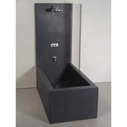 Modern Dollhouse Furniture | M112 PODS | Tub Shower Unit by Paris ...