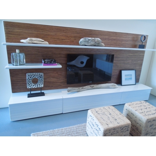 Modern Dollhouse Furniture M112 Pods Soho
