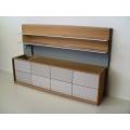 MPOD Kitchen with Double Shelf