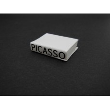 Picasso Art Book with White Cover