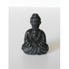 Buddha Statue with Black Finish