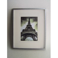 Picture Frame with Digital Art - Eiffel Tower