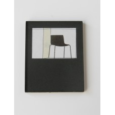 Frameless Modern Chair Print