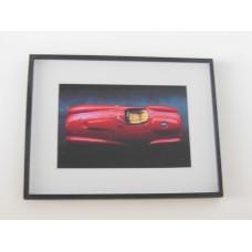 Top View Car Print