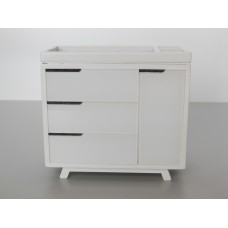Madison Change Table in White