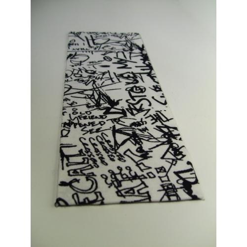 Graffiti Runner Rug