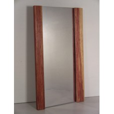 Tulipwood Floor Mirror