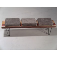 M.U.T.T. Bench with 3 Cushions