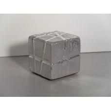 Metallic Tribal Cube