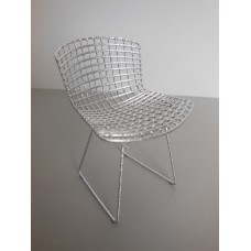 Bertoia Chair in Chrome
