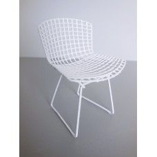 Bertoia Chair in White