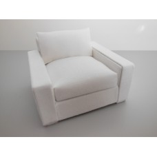 Davis Chair in Linen White