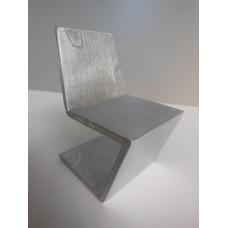 Klein Chair in Vintage Metal