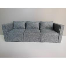 Gray Metro Sofa
