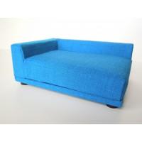 Uno Sofa in Blue