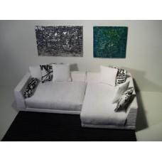 Uno Sofa in White