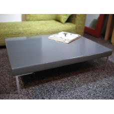 Gray Painted Coffee Table