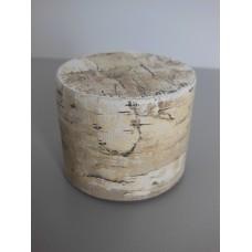 Birch Round Drum Table